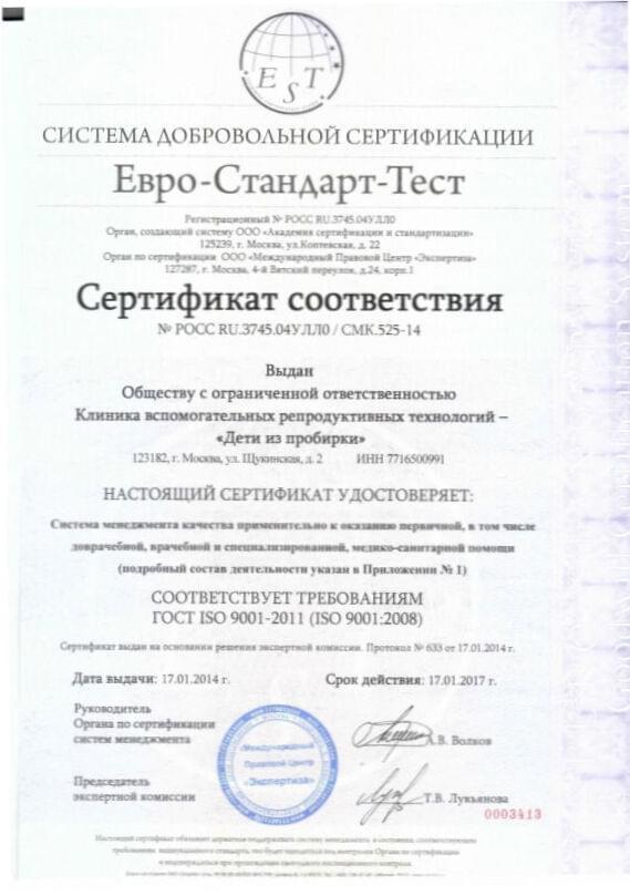 Клиника профессора Здановского отзывы